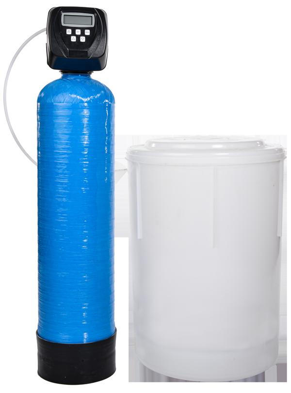 Wasserenthärtungsanlage Kompletset