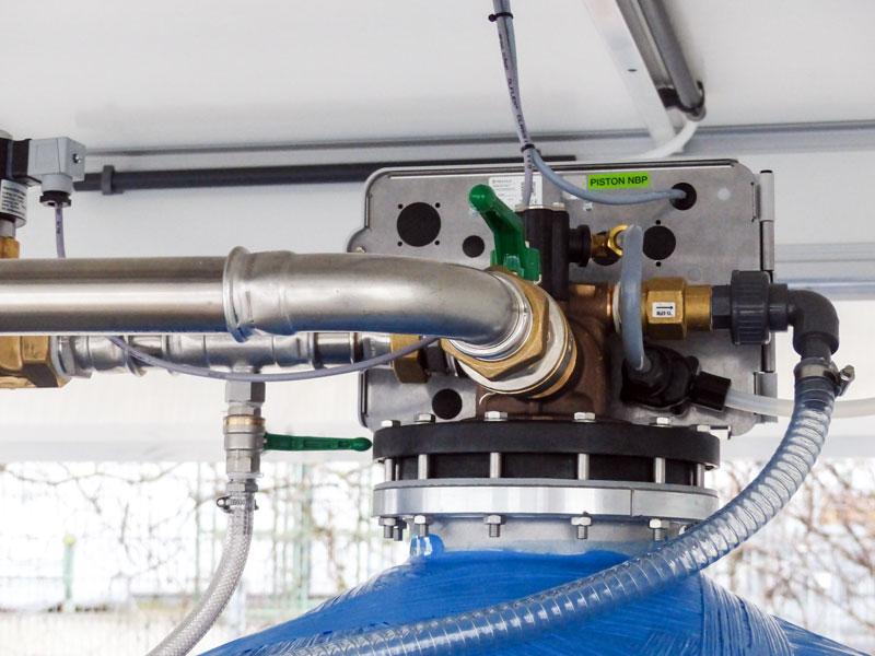 Detailaufnahme Wasserenthärtungswagen2